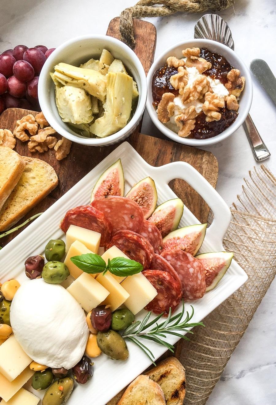 Southern Italian Antipasto Platter Recipe The Free Cookbook Club